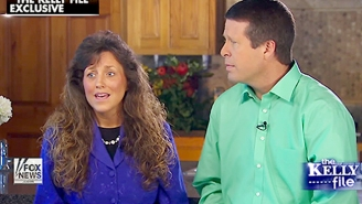 Jim Bob And Michelle Duggar Opened Up To Megyn Kelly On Fox News Last Night