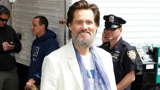 Jim Carrey Is Ranting About California's Ban On Personal Exemptions For Mandatory Vaccines On Twitter