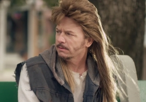 It's Same Dirt, Different Day In The Official Trailer For 'Joe Dirt 2: Beautiful Loser'