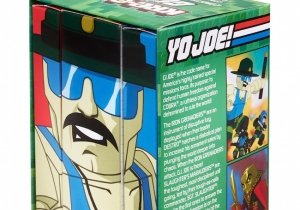 In Which We Unveil The SDCC Exclusive Sgt. Slaughter, G.I. Joe Kre-O Set