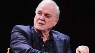 John Cleese Delivered The Perfect Burn In Response To Piers Morgan's Trolling