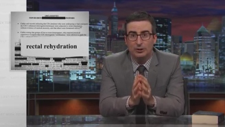 John Oliver Explains Why Torture Only Works On Shows Like '24'