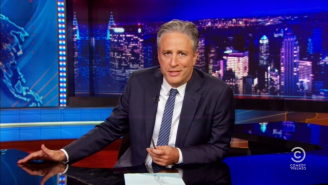 Watch Jon Stewart's Passionate Commentary On The Charleston Shootings From 'The Daily Show'