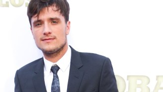 Josh Hutcherson on 'Escobar' and watching people watch his movies on a plane