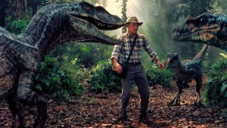 Was 'Jurassic Park III' Really That Bad?