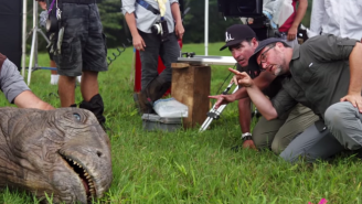 Colin Trevorrow Got The 'Jurassic World' Directing Gig Because He's A Fan