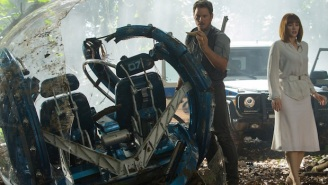 'Jurassic World' Is The Second Best Movie Of The Franchise, By A Long Shot