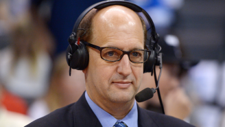 Jeff Van Gundy Doesn't Think The Cavs Can Truly Challenge The Warriors