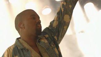 Kanye West's Glastonbury Stage Crasher Was Just Trying To Impress Taylor Swift