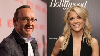 Megyn Kelly And Kevin Spacey Will Collaborate On A TV Series About Staffers In The White House Residence
