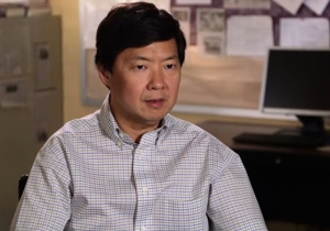 Ken Jeong on his biggest acting mistake: 'I cringe watching it back'