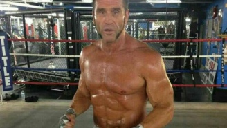 Ken Shamrock's Failed Drug Test At Bellator 149 May Have Finally Ended His MMA Career