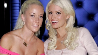 'Girls Next Door' Stars Holly Madison And Kendra Wilkinson Apparently Hate Each Other Now