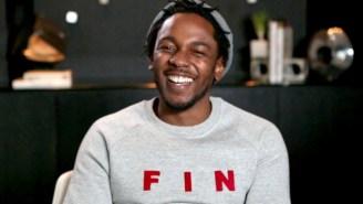 Kendrick Lamar Says He Prefers Dr. Dre Over Eminem
