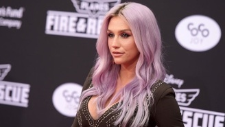 Kesha Is Accusing Sony Music Of Exploiting Female Artists And 'Putting Them In Danger'