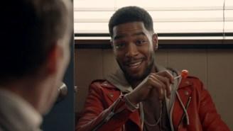 Watch Kid Cudi's Debut As Scott Aukerman's New Partner On 'Comedy Bang! Bang!'