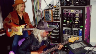Kim Gordon And J. Mascis Had A Song Baby And His Name Is 'Slow Boy'