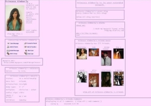 Kim Kardashian's MySpace Is An Important Reminder To Delete Yours