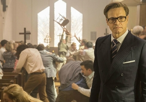 Matthew Vaughn Is Currently Writing The Sequel To 'Kingsman: The Secret Service'
