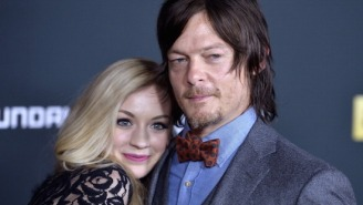 Norman Reedus Responds To Rumors He's Dating Former 'The Walking Dead' Star Emily Kinney