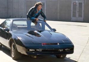 The Original KITT From 'Knight Rider' Is Hitting The Auction Block