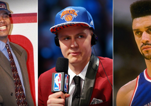 Will Kristaps Porzingis Join This List Of The Worst Knicks Draft Mistakes?