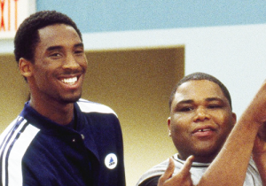 Anthony Anderson Tells The Story About Filming With Kobe Bryant On NBC's 'Hang Time'