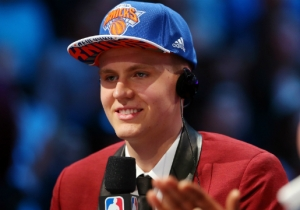 This Latvian Rap Video About Knicks Draft Pick Kristaps Porzingis Is All Kinds Of Amazing