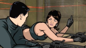 These Lana Lines From 'Archer' Are As Smooth As A Veal Cutlet