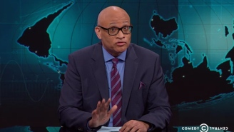 CNN Reportedly Nixed An Interview With Larry Wilmore Due To His White House Correspondents Jokes