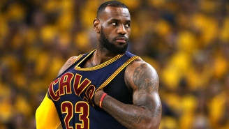 LeBron Is The 'Best Player In The World' And It Doesn't Matter Against The Warriors