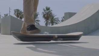Lexus Has Built A Working Hoverboard
