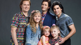 Have Mercy On The Cast Of Lifetime's Unauthorized 'Full House' Movie