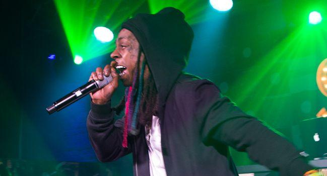 Lil Wayne stage ban