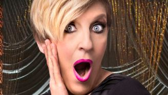 Lisa Lampanelli on her new standup special and why she hates watching standup