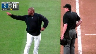 Let's Watch Seattle Manager Lloyd McClendon Completely Lose It During An Ejection