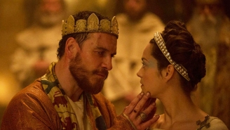 Michael Fassbender And Marion Cotillard Play The Original 'Game of Thrones' In The 'Macbeth' Trailer