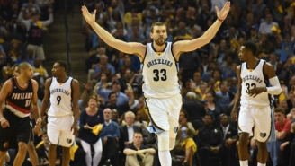 Marc Gasol Is Reportedly 'Expected' To Re-Sign With Memphis