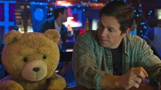 Mark Wahlberg: I dreaded the semen scene in 'Ted 2'