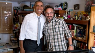 Highlights From President Obama's Appearance On Marc Maron's 'WTF' Podcast