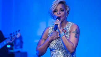 Mary J. Blige Will Be The Hologram You Always Dreamed Of At Her Next Show