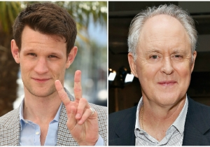 Matt Smith And John Lithgow Will Star In Netflix's New Period Drama 'The Crown'