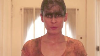 Imperator Furiosa Leaves War Rigs Behind For Tampons In This 'Mad Max' Parody