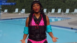 Jessica Williams, our 'The Daily Show' queen, introduces the 'McKinney Bikini'