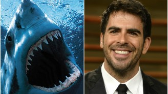 Eli Roth Might Be Bringing The Prehistoric Shark Thriller 'Meg' To Theaters