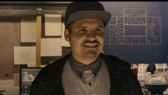The New 'Ant-Man' TV Spot Has A Lot Of Michael Peña's Very Eager Fake Security Guard