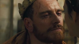 All hail Michael Fassbender's possessed 'Macbeth' in gorgeous new trailer
