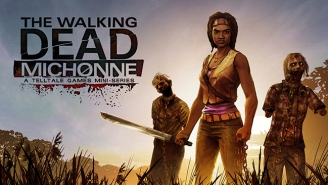 Telltale's Next 'Walking Dead' Game Is All About Michonne
