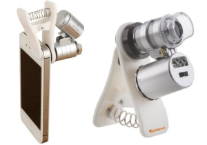 Here's An $8 Microscope For Your Smartphone