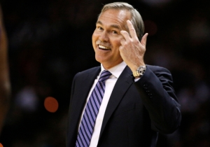 Mike D'Antoni Is Reportedly In Talks With The Nuggets About Their Coaching Vacancy